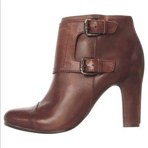 Sam Edelman Sylas Leather Ankle Boots/Booties